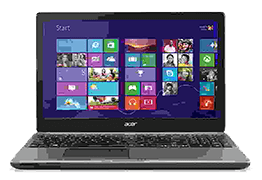 ACER Aspire E1-570, Aspire E1-570G Windows 10, 8.1,8, 7 32 ve 64 bit Driver Download indir