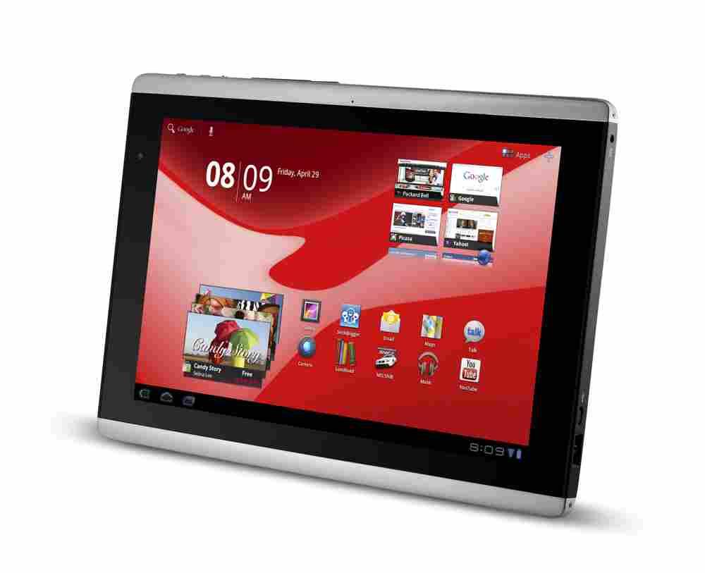 pb tab_Packard Bell PB Liberty Tab G100 (Tablet) - S/N Lookup